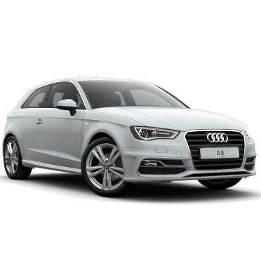 Audi A3/S3 Car Mats (All Models)