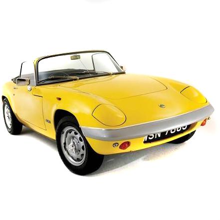 Lotus Elan 1962 - 1975
