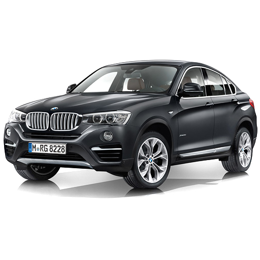 BMW X4 Car Mats (All Models)