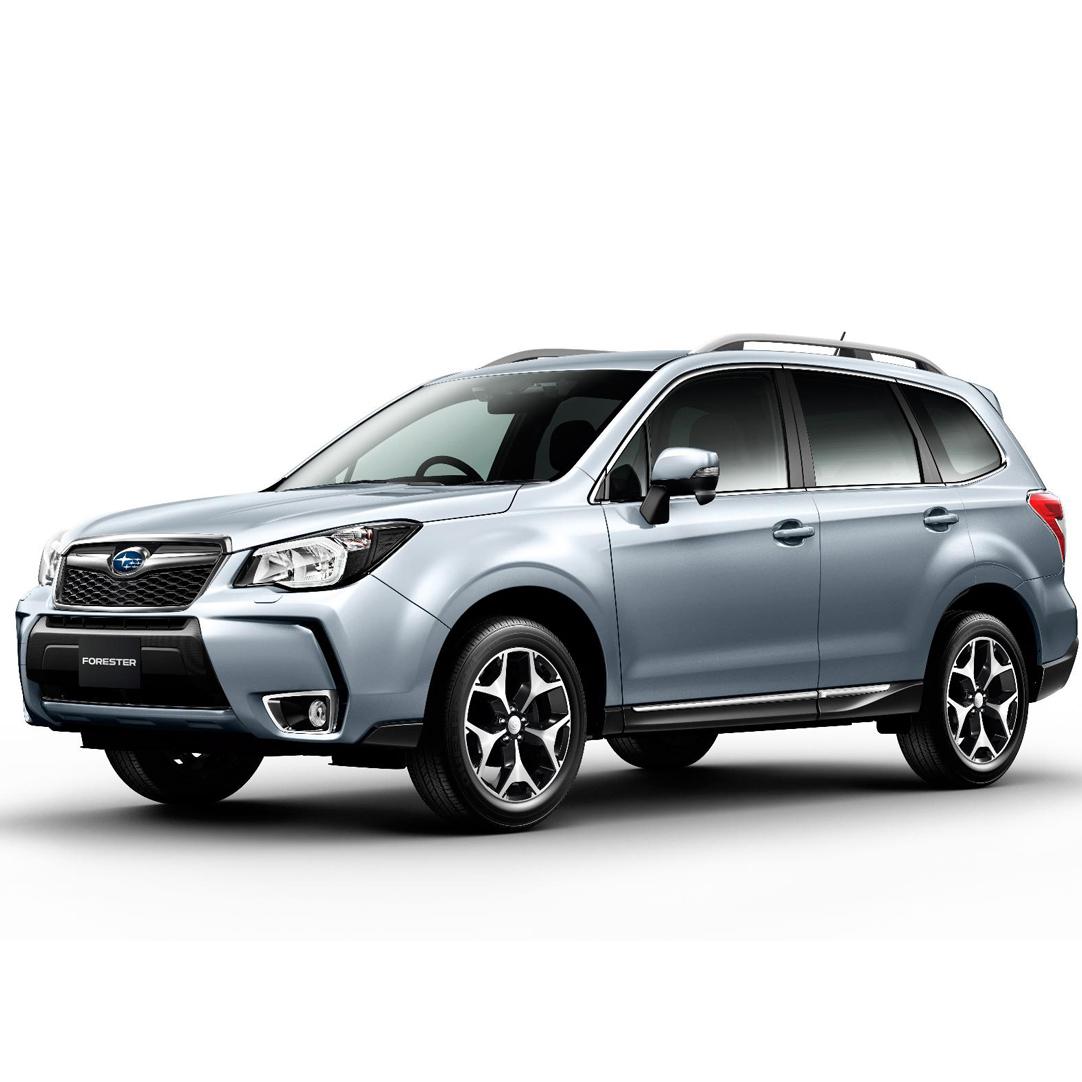 Subaru Forester Car Mats (All Models)