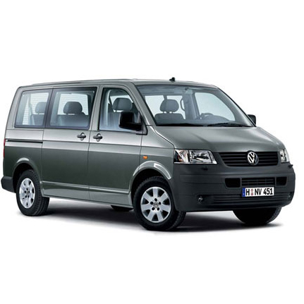 Volkswagen Shuttle [Twin Passenger] [3 rows] 2003 - 2012