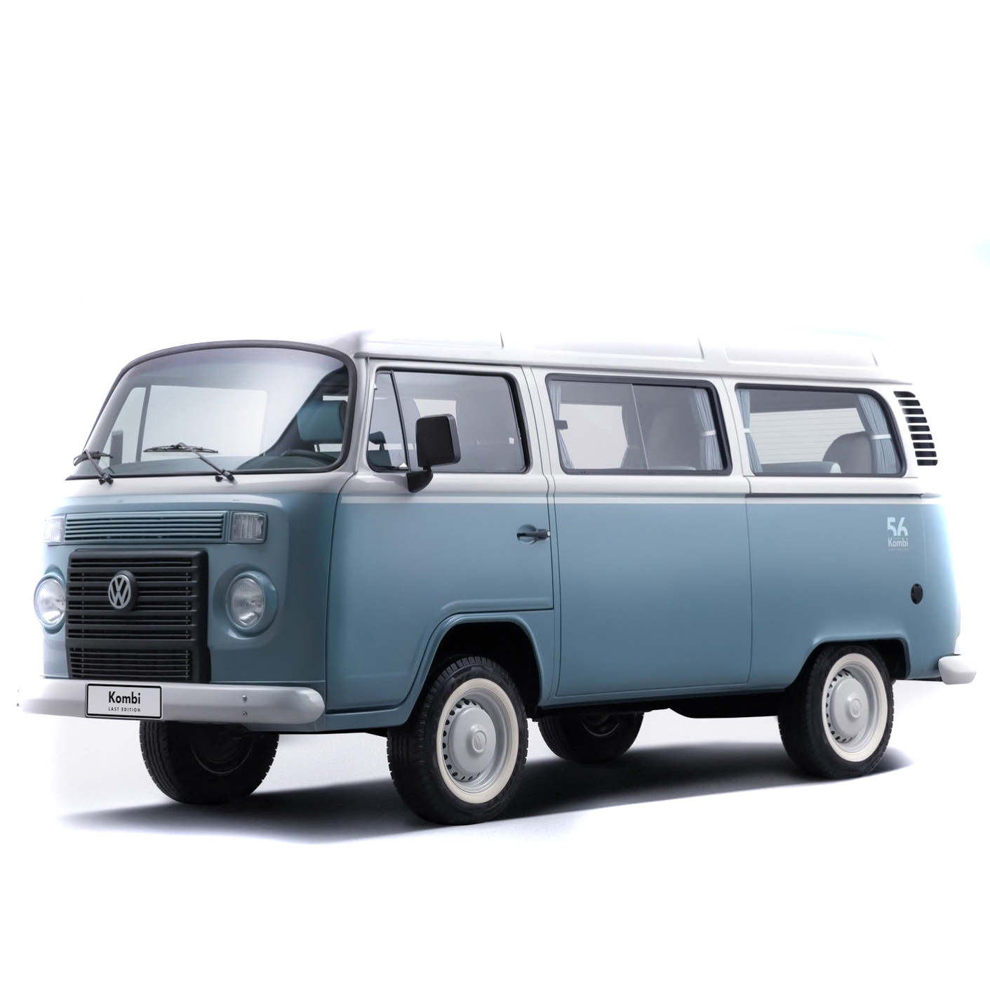 Volkswagen Kombi [Single Passenger] [2 rows] 2003 - 2012