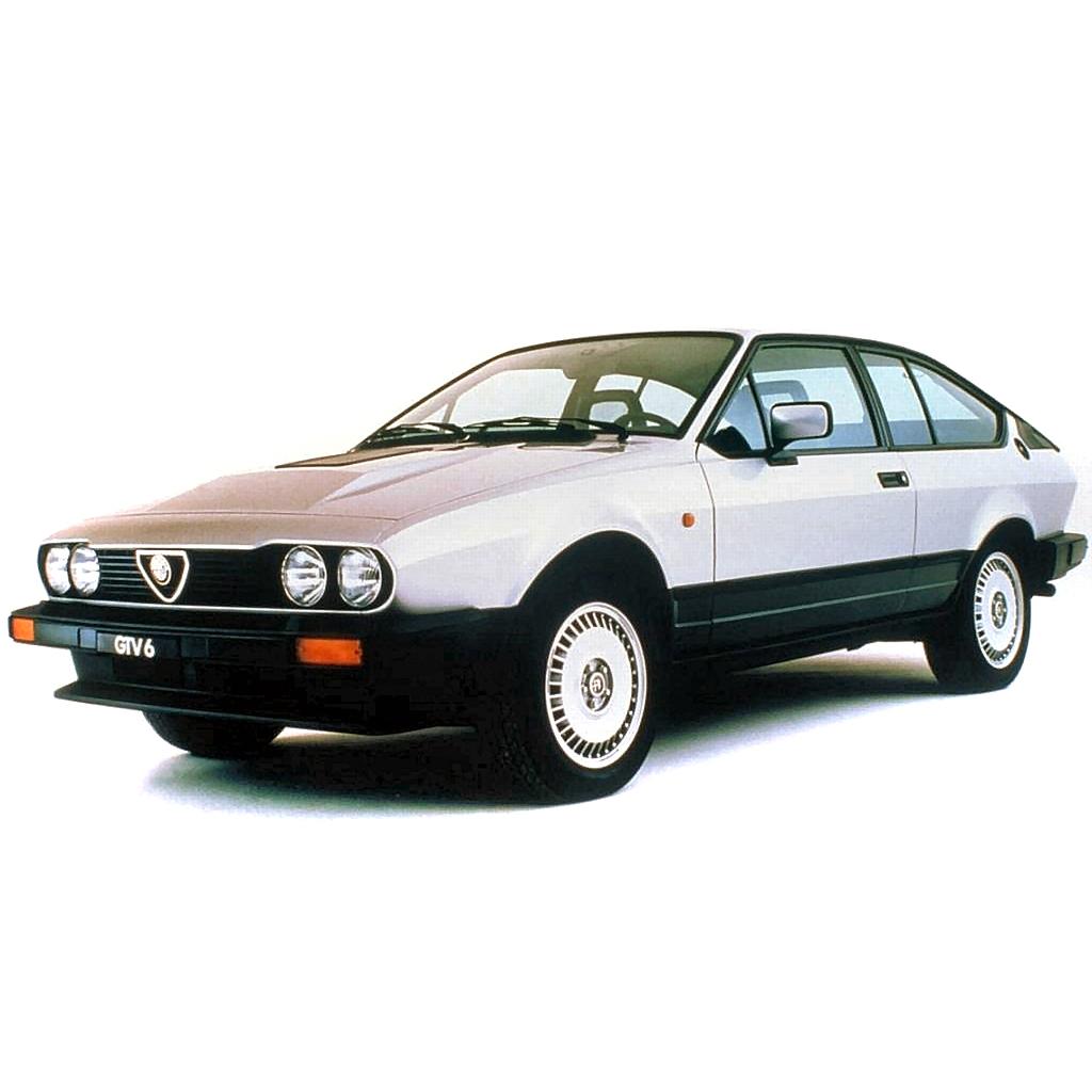 Alfa Romeo GTV6 1980-1986