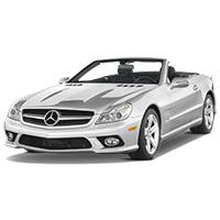 Mercedes SL Car Mats
