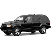 Ford Explorer Car Mats 1997 - 2001