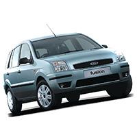 Ford Fusion Car Mats 2002 - 2012