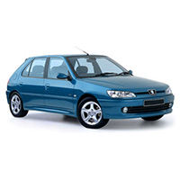Peugeot 306 Boot Liners (1993-2002)