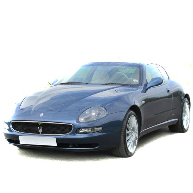 Maserati 4200 GT 2004-2005