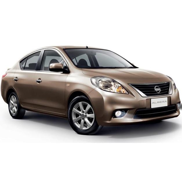 Nissan Almera Car Mats