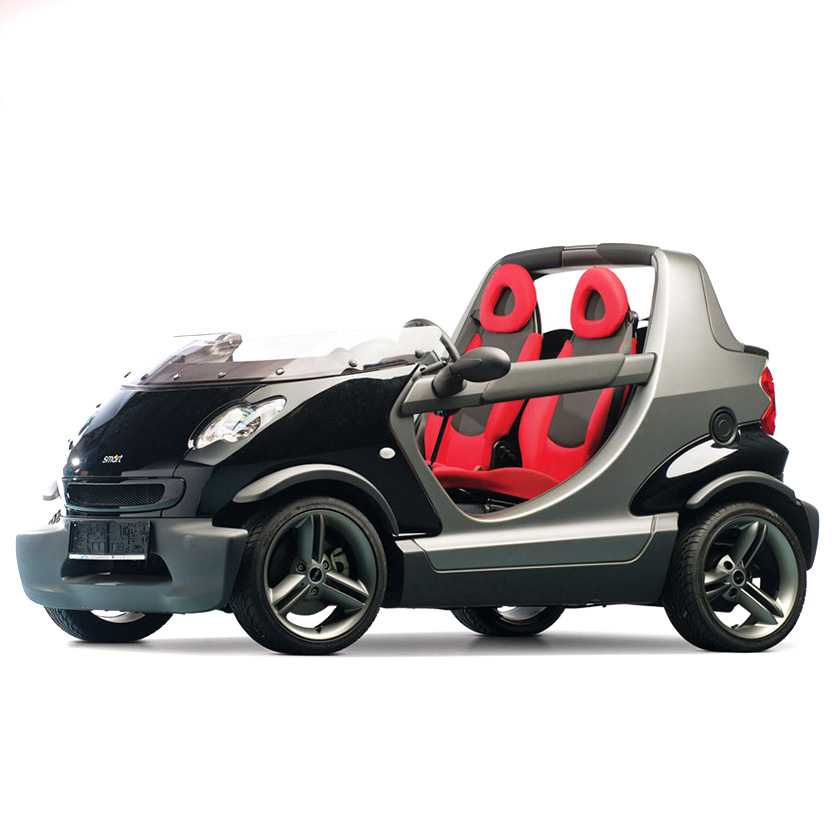 Smart Car Crossblade LHD 2002-2003