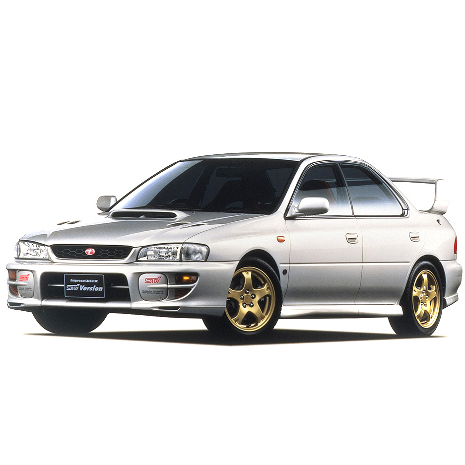Subaru Impreza Car Mats (All Models)