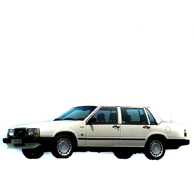 Volvo 740 Turbo & 760 Turbo 1983-1990