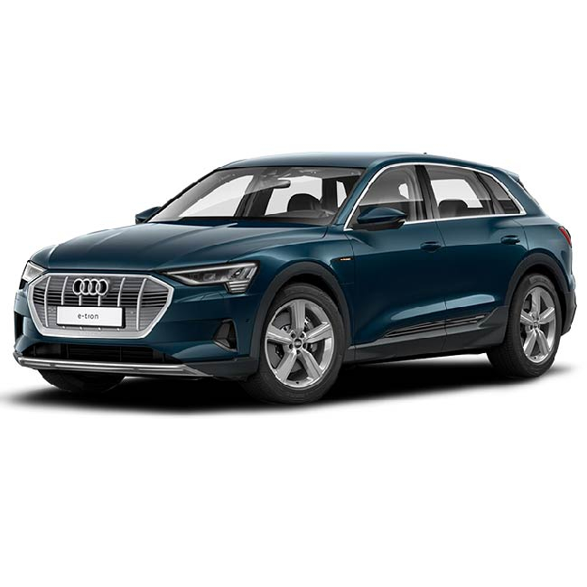 Audi E-TRON Boot Liners (2019 Onwards)