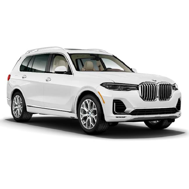 BMW X7 (G07) Boot Liners 2018 Onwards