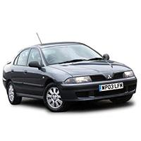 Mitsubishi Carisma Boot Liners (All Models) (1995-2004)