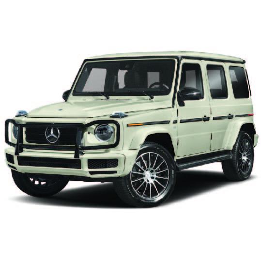 """Mercedes G Class W463 """"G Wagon"""" 2018 Onwards"""