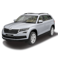 Skoda Kodiaq Boot Liners (2016 Onwards)