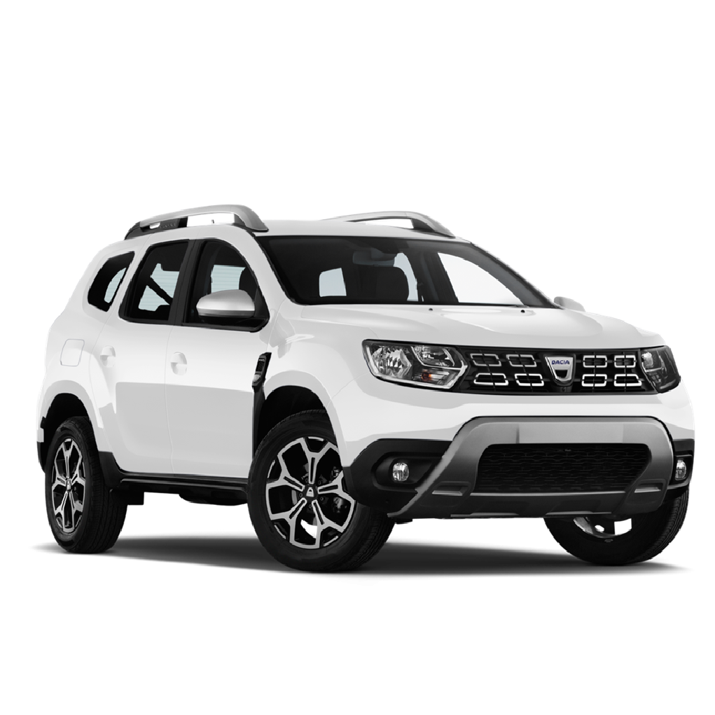 Dacia Duster Boot Liners (all models)