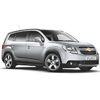 Chevrolet Orlando Boot Liner (2011 Onwards)