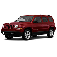 Jeep Patriot Boot Liner (2007 - 2017)