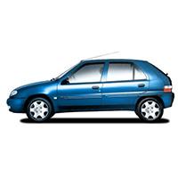 Citroen Saxo Boot Liner (1996 - 2003)