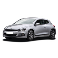 VW Scirocco Boot Liner (2008 Onwards)