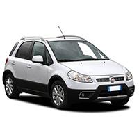 Fiat Seidici Boot Liner (2007 Onwards)
