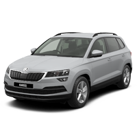 Skoda Karoq Boot Liners (2017 Onwards)