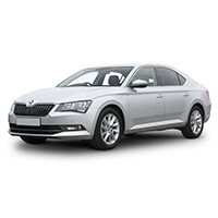 Skoda Superb Boot Liners