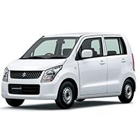 Suzuki Wagon R+ Boot Liner (1993 - 2000)