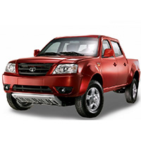 Tata Xenon Boot Liner (2008 Onwards)
