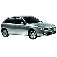 Alfa Romeo 147 2001 Onwards