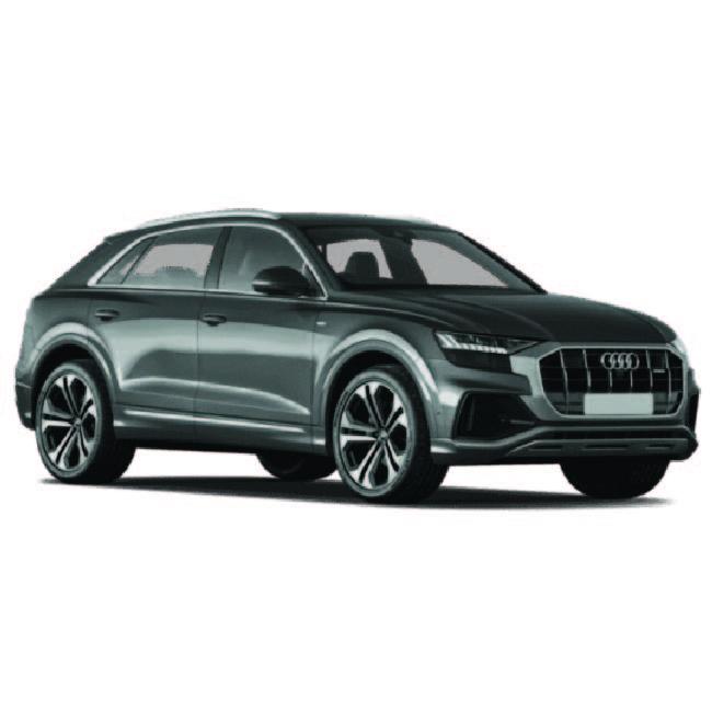Audi Q8 Car Mats (2018 Onwards)