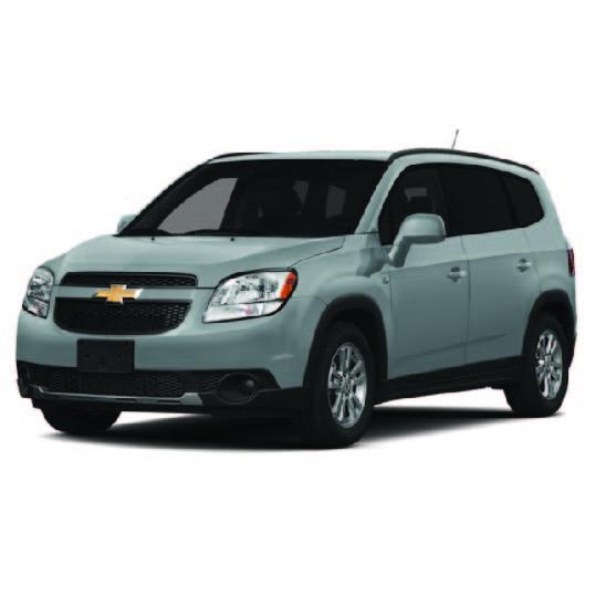 Chevrolet Orlando 2010 - 2018
