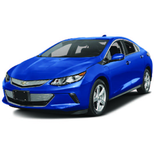 Chevrolet Volt 2011 - 2019