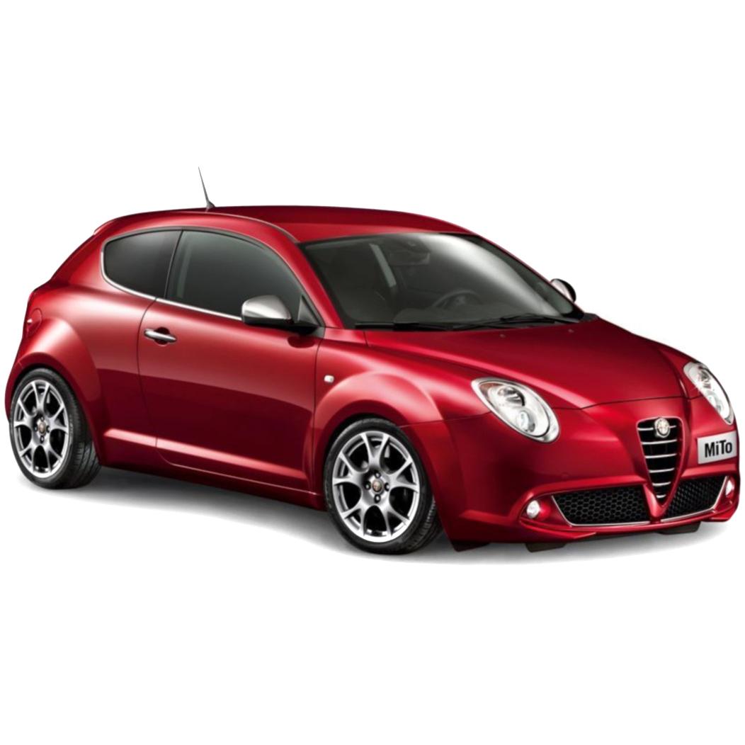 Alfa Romeo Mito Boot Liners (2008 - 2018)