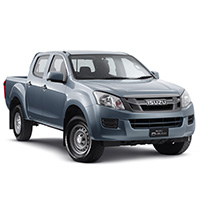 Isuzu D-MAX 2012 Onwards