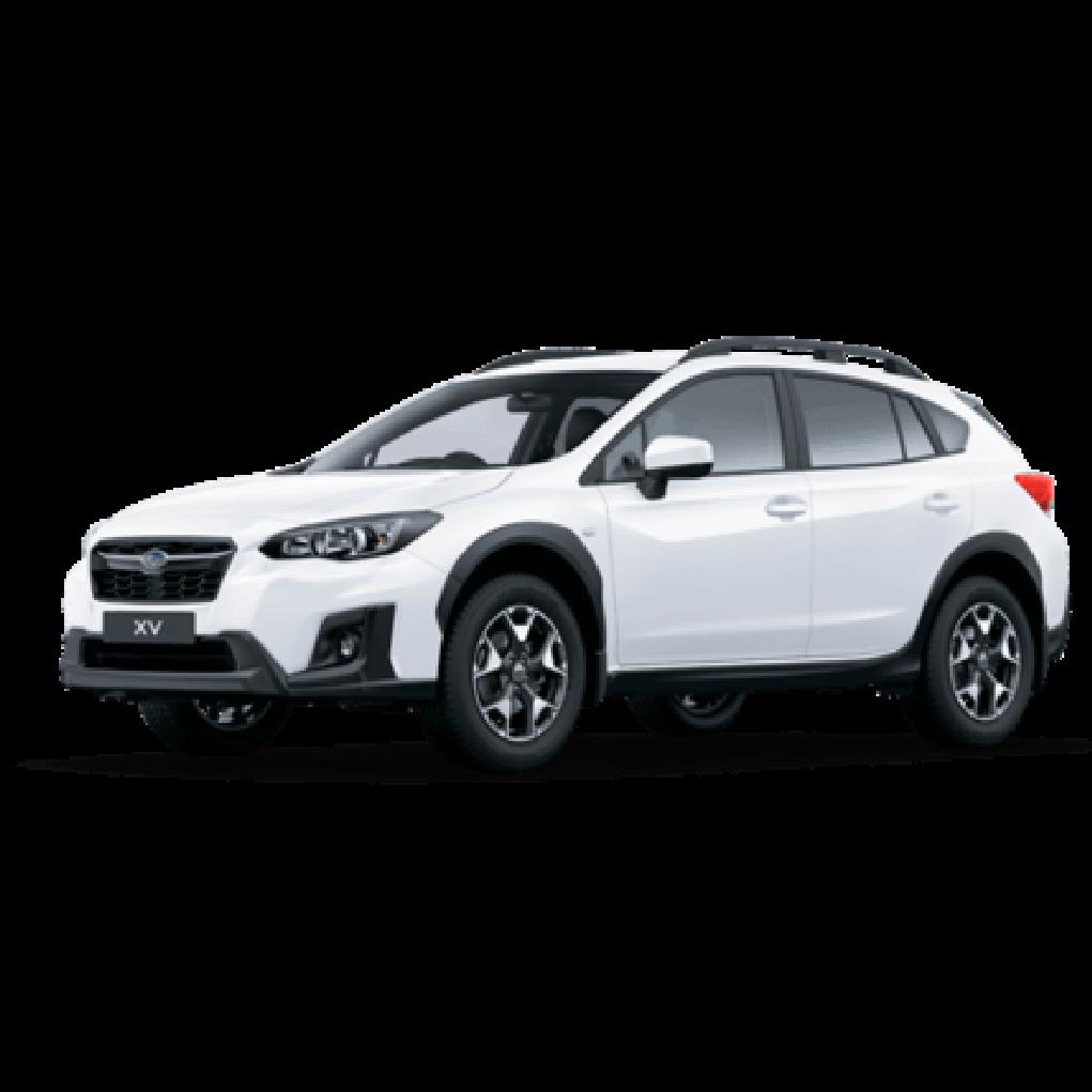 Subaru XV II Boot Liners (2017 Onwards)