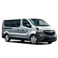 Vauxhall Vivaro Tourer Boot Liner (2014 Onwards)