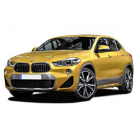 BMW X2 Car Mats 2018 Onwards)